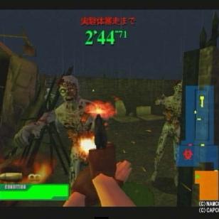 Resident Evil Survivor 2