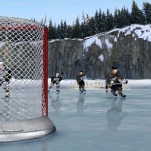 NHL Rivals 2004 jäille ja nettiin