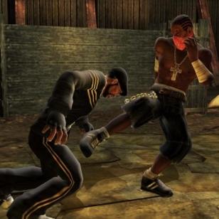 Def Jam Vendetta II -> Def Jam Fight NY