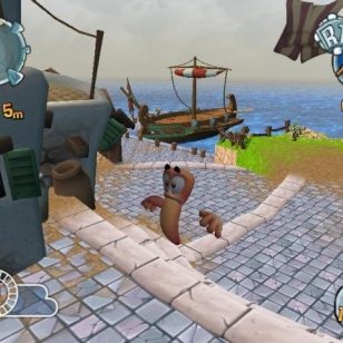 E3 2004: Worms Forts: Under Siege