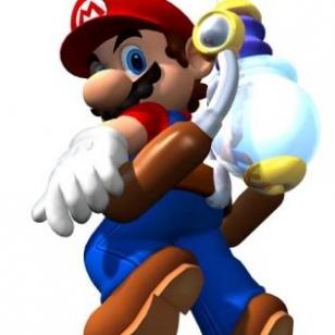 Missä on Super Mario 128?