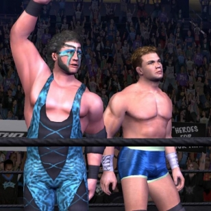 Muutama SmackDown! Vs. RAW -kuva