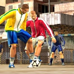 FIFA Street - ensimmäiset kuvat