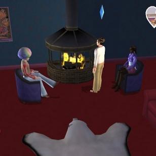 The Sims: Ryntää raitille