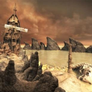 Myst IV Xboxille
