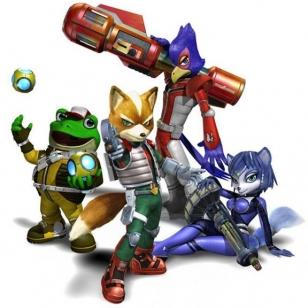 Uusia Star Fox Assault -videopätkiä