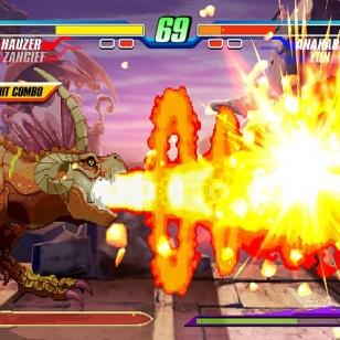 Capcom Fighting Jam - uusia kuvia
