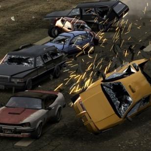 Raivoa valtateillä: Burnout Revenge