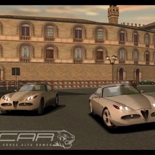 Squadra Corse Alfa Romeo - uusi traileri
