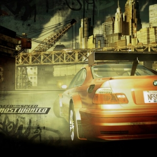 Need for Speed Most Wanted virallistui