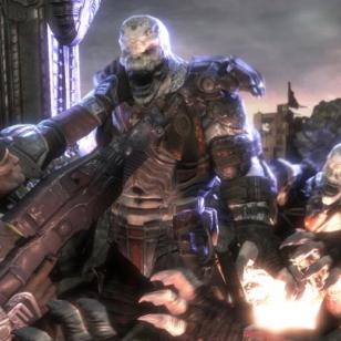 E3 2005: Gears of War –  Xbox 360:n yksinoikeusräiskintä