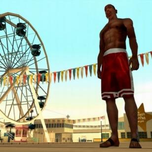 E3 2005: Kuvia San Andreaksen Xbox-versiosta