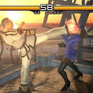 E3 2005: Tekken 5:n uudet kuvat
