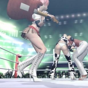 Rumble Roses XX - Konamin avaus Xbox 360:llä