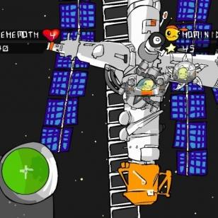 Alien Hominid PS2:lle ja Cubelle