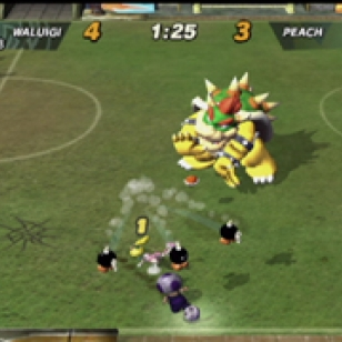 Mario Smash Football julkaistiin tänä perjantaina