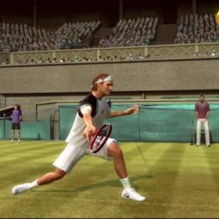 Uusia kuvia Xbox 360:n tenniksestä