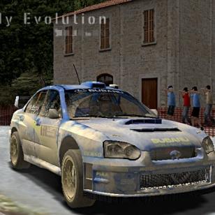 WRC: Rally Evolved
