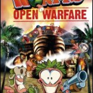 Worms: Open Warfare (PSP)