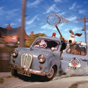 Wallace & Gromit - Kanin kirous -kilpailu