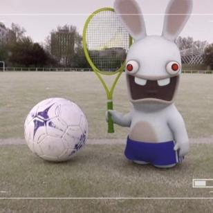 Jänikset eivät osaa pelata jalkapalloa