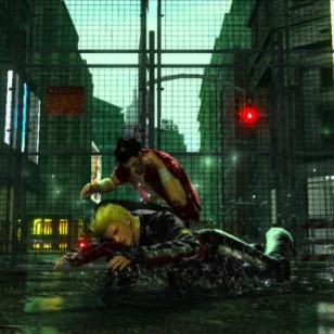 Virtua Fighter 5:n uudet kuvat