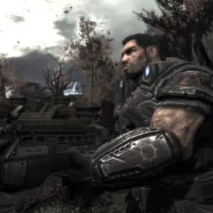 Gears of War huulisynkkaa Live-puheet