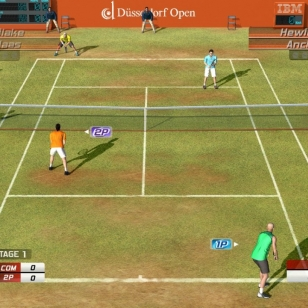 GC 06: PS3:n ja X360:n Virtua Tennikset vertailussa