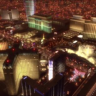 Lisää kuvia sateenkaarikuusikon Vegasin keikasta