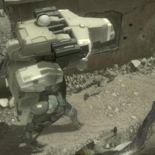 Parikymmentä MGS4-shottia