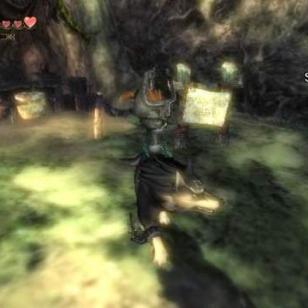 Aonuman viimeiset mietteet Zeldasta