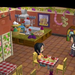 Simsit söpöilevät Wiillä