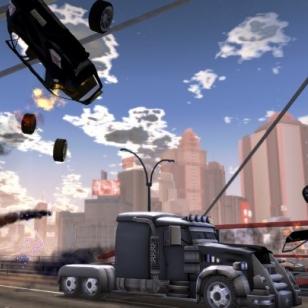 GTA:n luojan visio: Crackdown