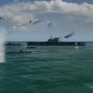 Uutta sisältöä Midwayn taisteluihin
