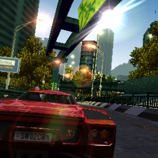 PSP:n Burnout Dominatoriin uusi rata