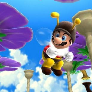 E3 2007: Super Mario Galaxy marraskuussa