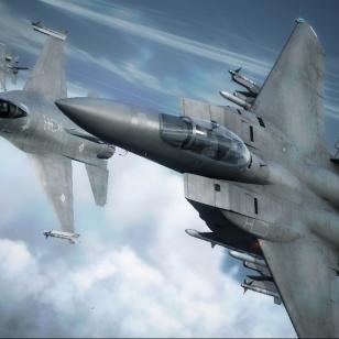 Ace Combat sai hyvän vastaanoton Xboxilla