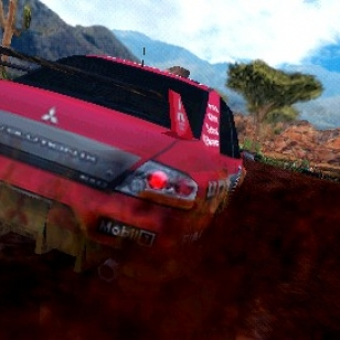 Kuvia kotimaisesta Sega Rallysta