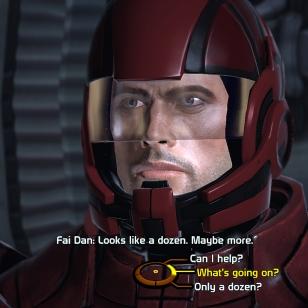 Mass Effect Eurooppaan 23. marraskuuta