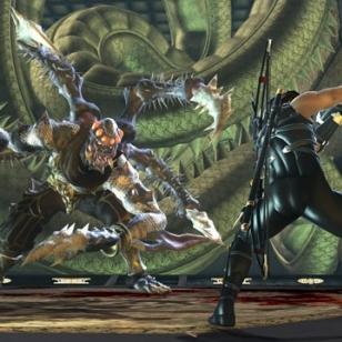 Veristä toimintaa – ensimmäiset kuvat Ninja Gaiden 2:sta