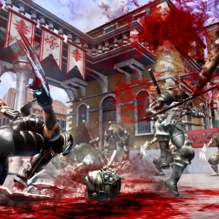 Microsoft: Ninja Gaiden 2 vain Xbox 360:lle