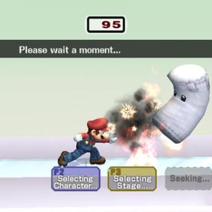 Smash Brosin verkkopeli vahvistui