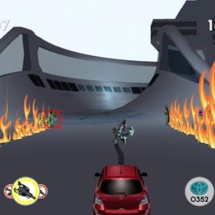 Toyotalta ladattava mainospeli Xboxille
