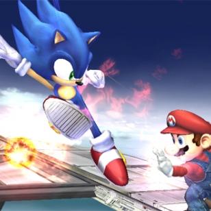 Sonic Smash Brosiin!