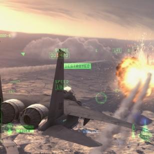 Ace Combat 6 ylitti miljoonan demottajan rajan