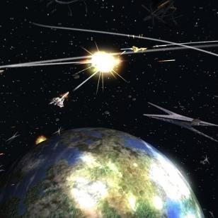 Battlestar Galactica keskiviikkona ladattavaksi