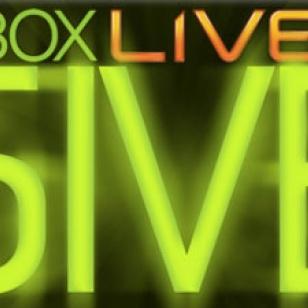 Xbox Live viiden vuoden ikään torstaina