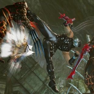 Esimakua Ninja Gaiden 2:sta toukokuussa
