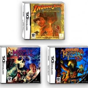 LucasArts kiusoittelee klassikkopeliensä ystäviä
