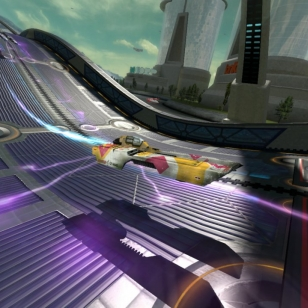 WipEout HD PS3:lle ensi viikolla